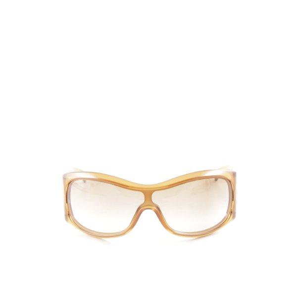 Giorgio  Armani Glasses light orange extravagant style