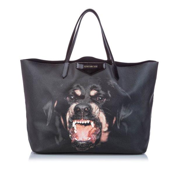 Givenchy Large Antigona Rottweiler Tote