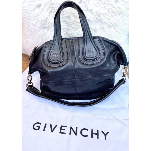 Givenchy Nightingale Iconic Tasche in schwarz