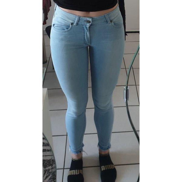 Global Funk Jeans blau