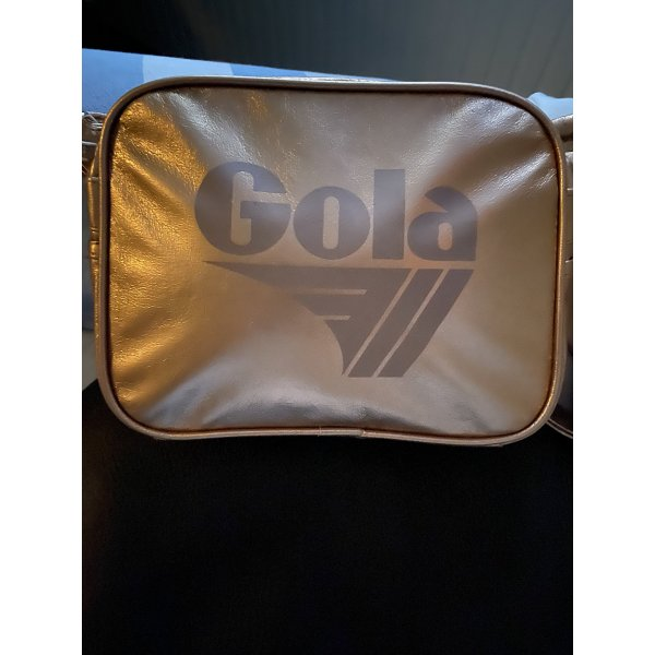 Goal Neue Goldigschimernde Trendy Bag stylish