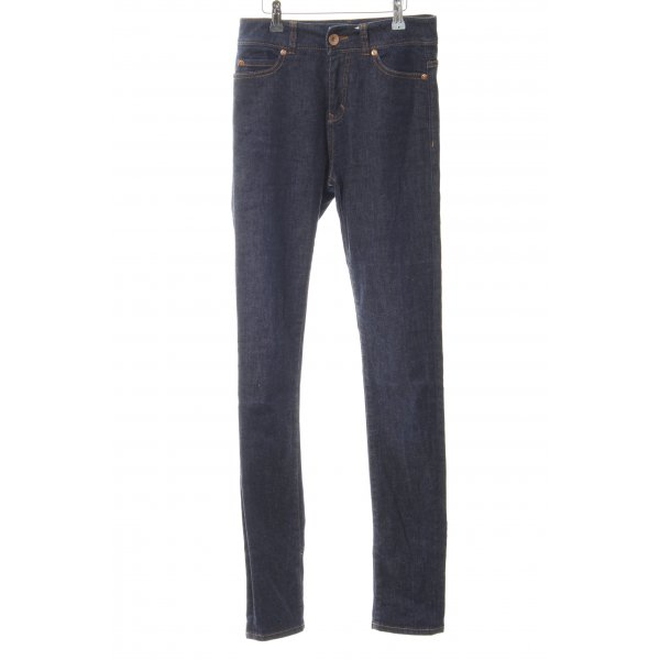 goodsociety Skinny Jeans dunkelblau Casual-Look