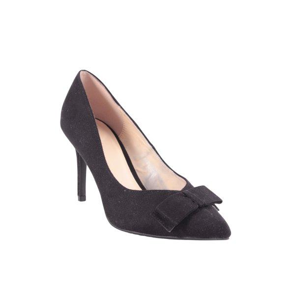 Graceland Spitz-Pumps schwarz Elegant
