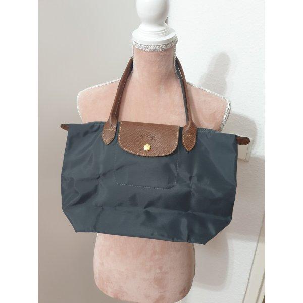 graue Tasche von Longchamp