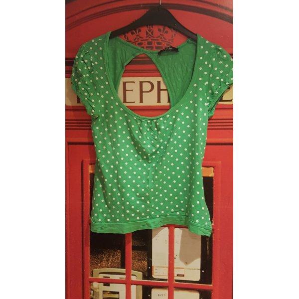 Melrose T-shirt verde