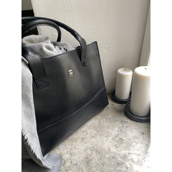 GStar Echtleder Handtasche