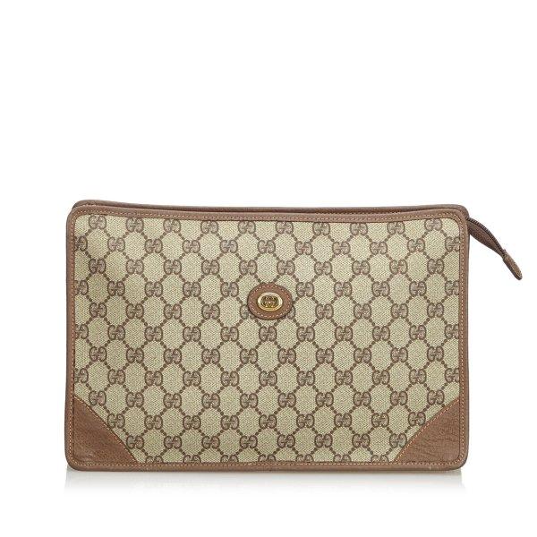 Gucci GG Clutch Bag