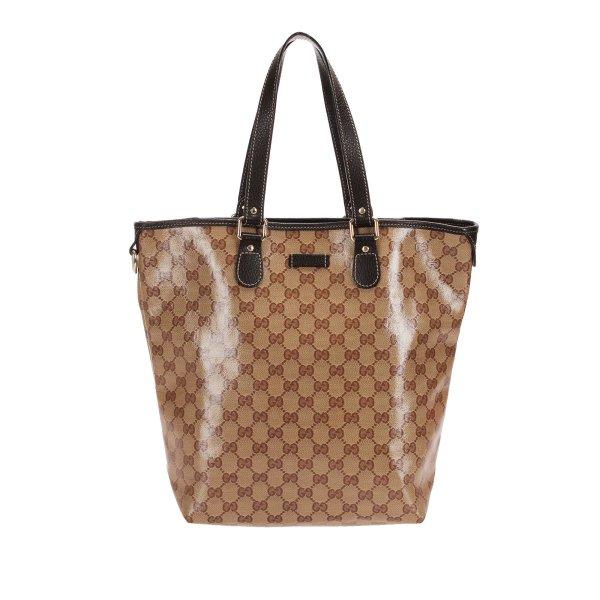Gucci GG Crystal Tote Bag