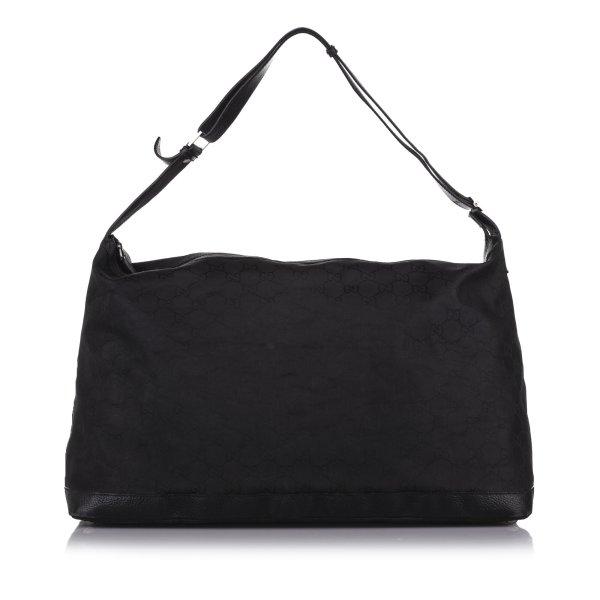 Gucci GG Nylon Travel Bag