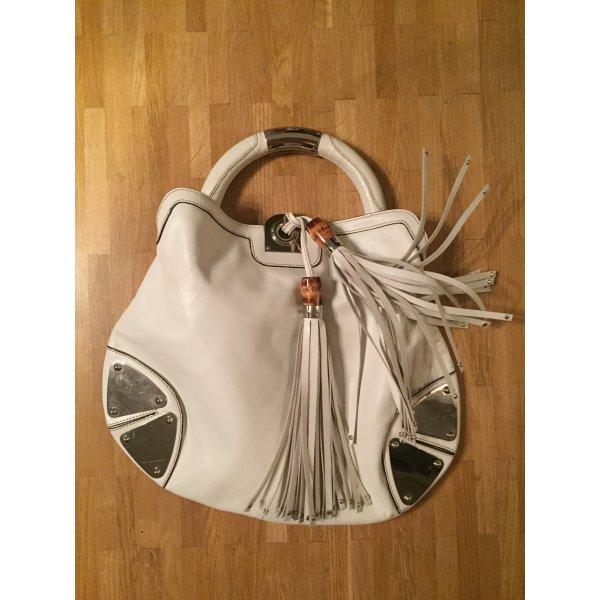 Gucci Indy Bag in Weiß