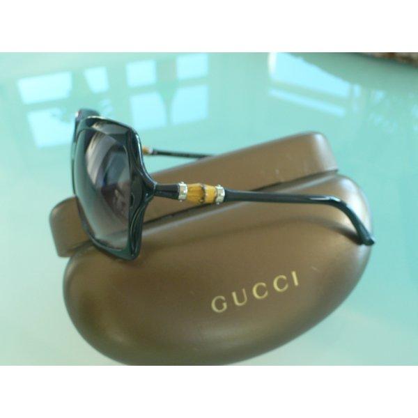Gucci Sonnenbrille 3131S Rarität  mit Verlaufsgläsern  schwarz