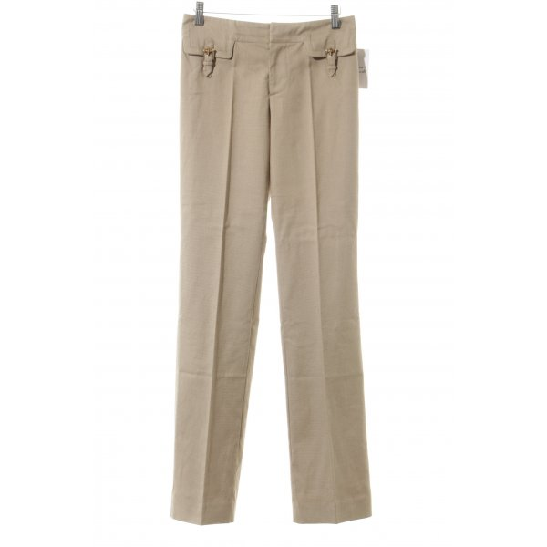 Gucci Stoffhose beige Business-Look