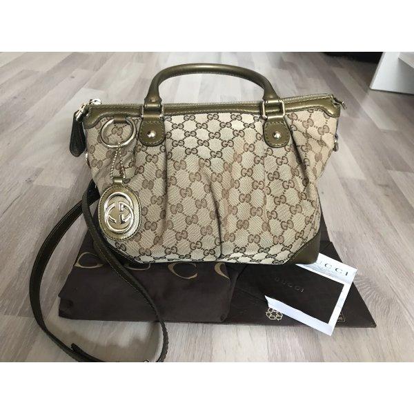 Gucci Sukey canvas tote bag