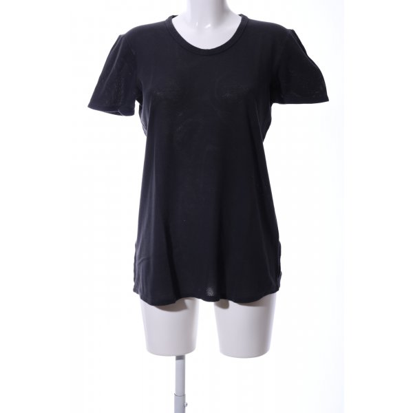 Gucci T-Shirt schwarz Casual-Look