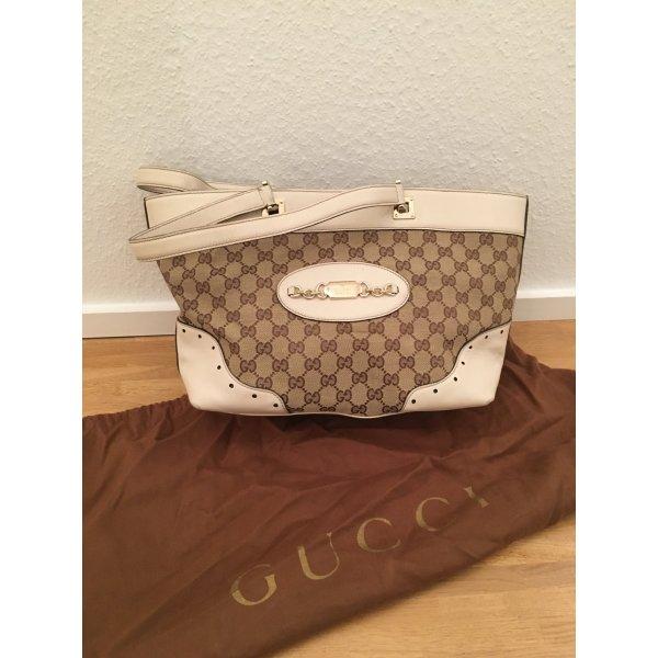 Gucci Carry Bag white-oatmeal