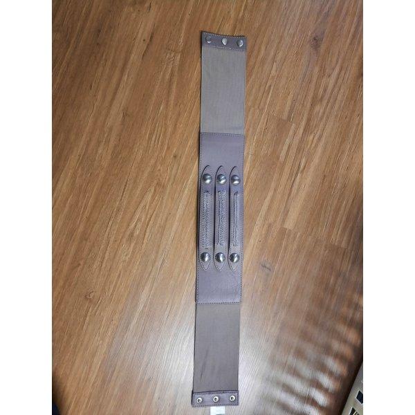 Pieces Waist Belt light grey-grey violet