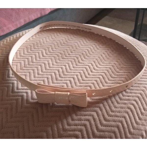 H&M Waist Belt pink