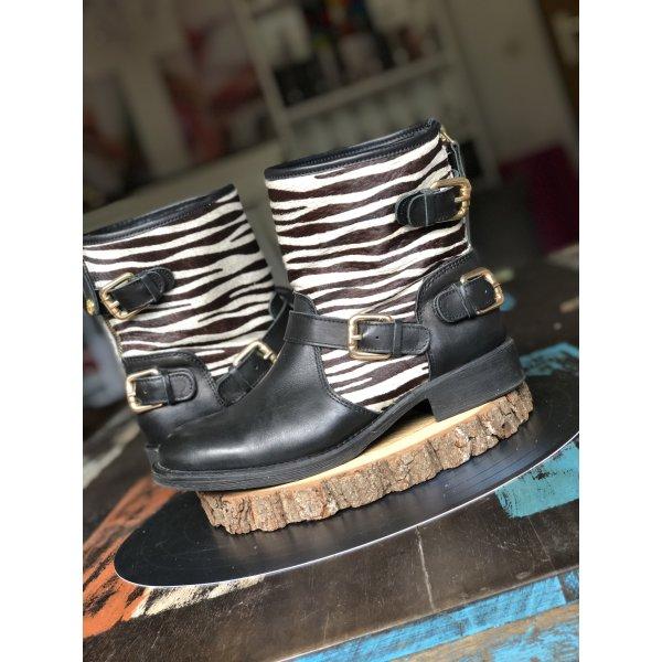 Guess Boot Zebramuster