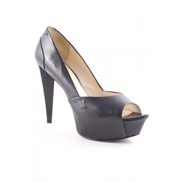 Guess by Marciano Plateau-Pumps schwarz Casual-Look