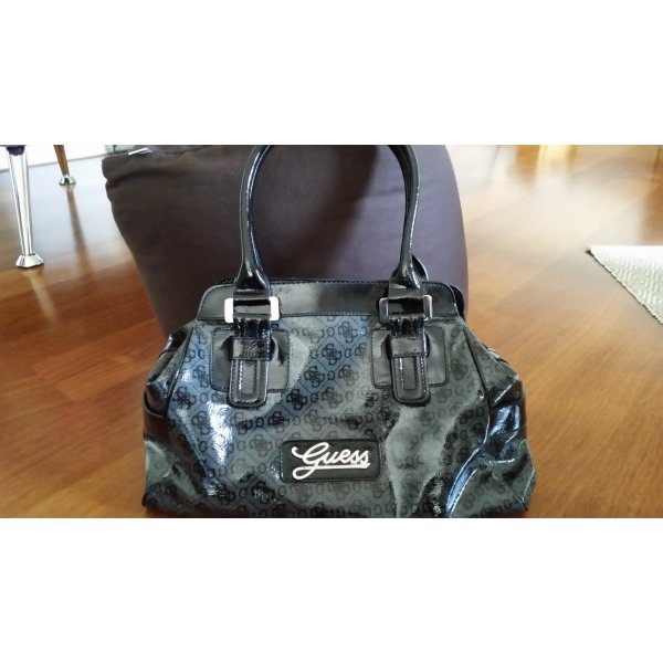 Guess Carry Bag grey-taupe imitation leather
