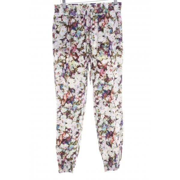 Guess Jeggings floral pattern casual look