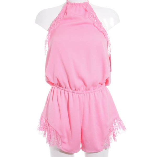 Guess Jumpsuit neonpink Casual-Look