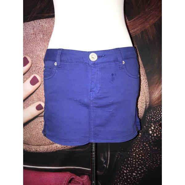 Guess Minigonna blu