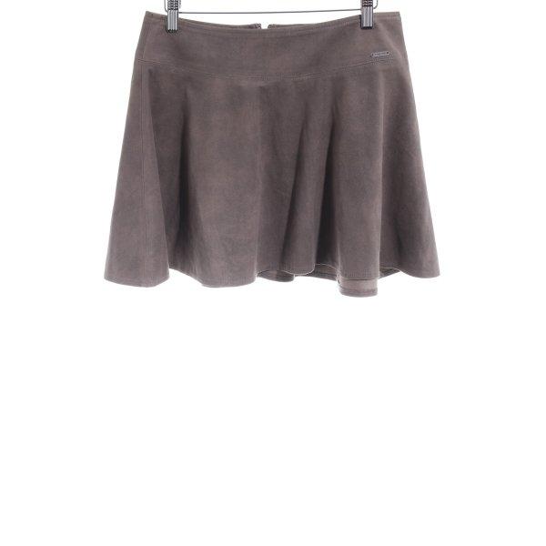 Guess Minigonna beige-marrone-grigio stile casual