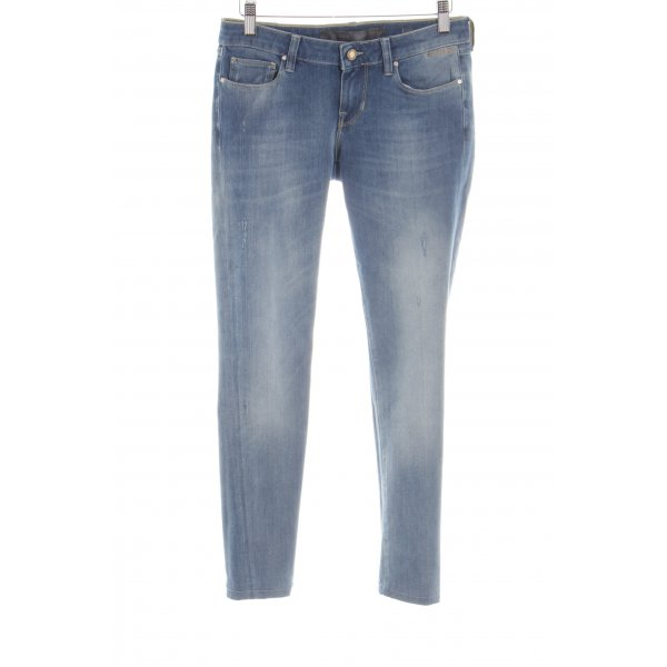 Guess Jeans slim bleu style décontracté
