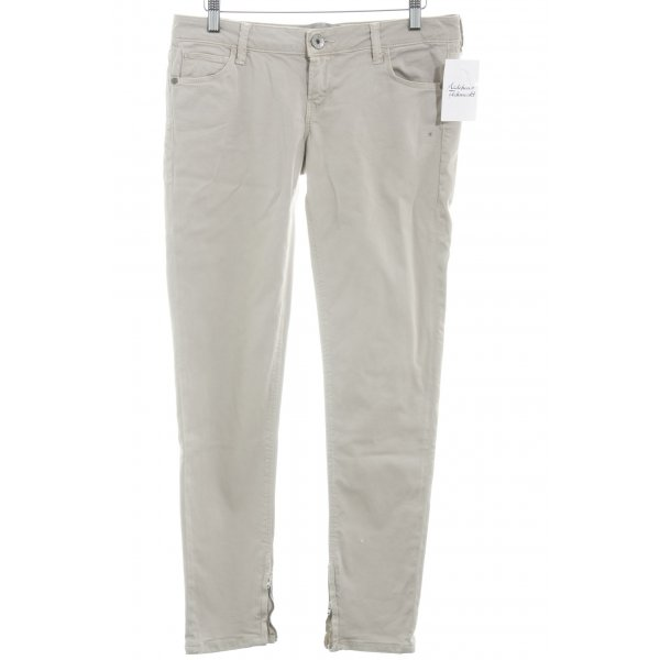 Guess Stoffhose creme Casual-Look