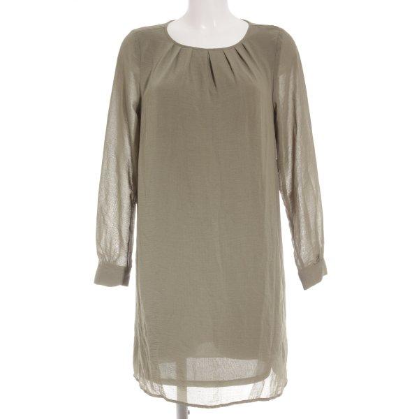 H&M A-Linien Kleid mehrfarbig schlichter Stil
