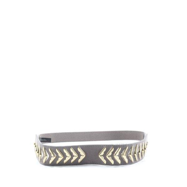 H&M Waist Belt light grey-gold-colored casual look