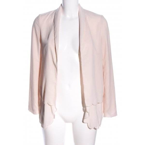 H&M Conscious Collection Blusenjacke creme Elegant