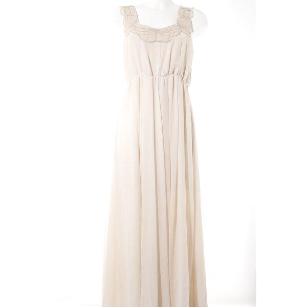 H&M Conscious Collection Maxikleid rosé Romantik-Look