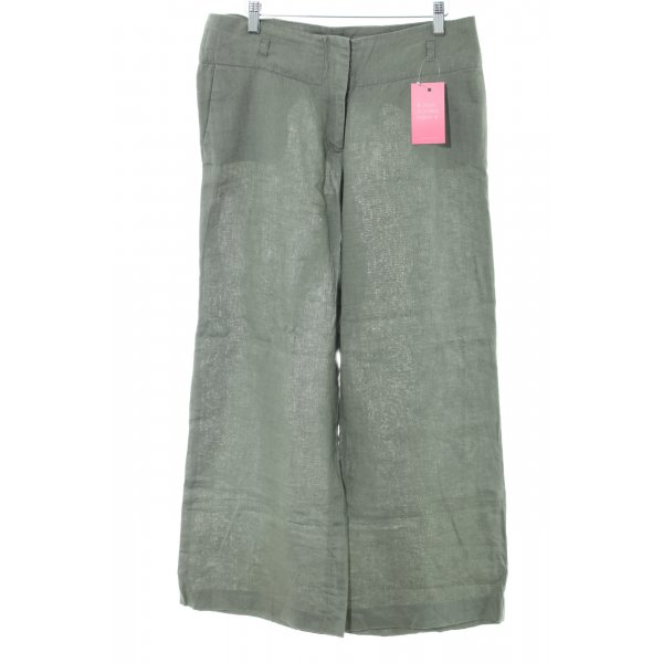 H&M Culottes grün Casual-Look