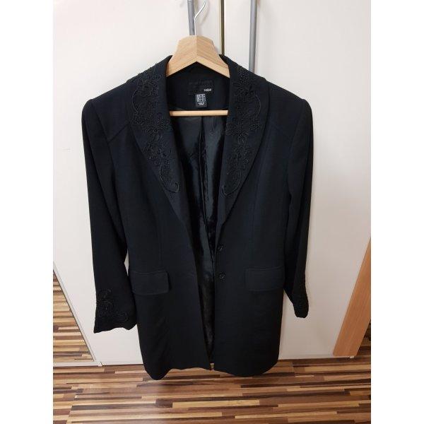 H&M Damen lange Blazer Leichte Mantel  - Größe 38