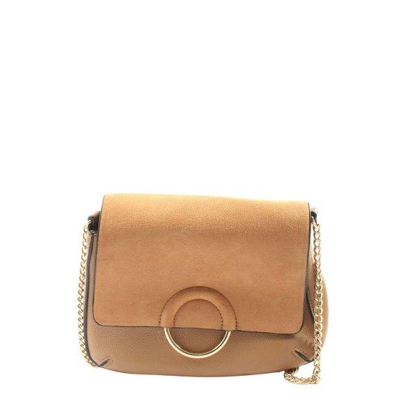 H&M Handtasche nude Casual-Look