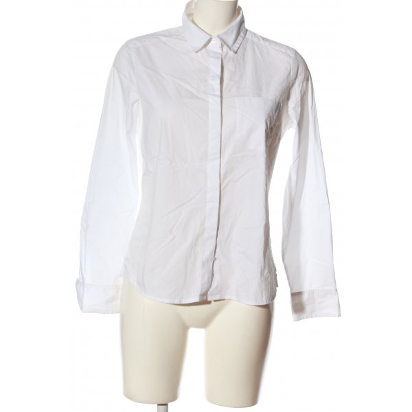 H&M Shirt Blouse white casual look