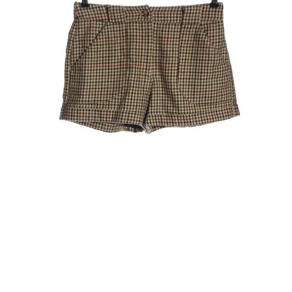 H&M Hot Pants mehrfarbig Casual-Look