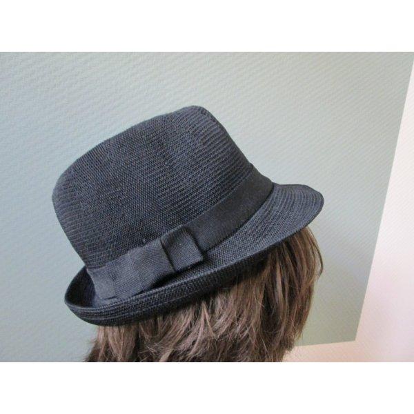 H&M Cappello Trilby nero