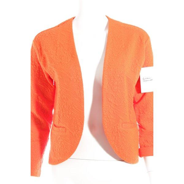 H&M Jacke orange