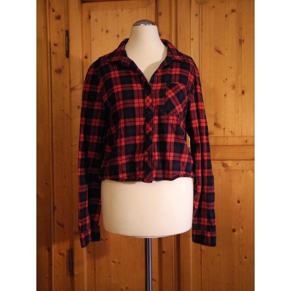 H&M Karo-Holzfällerhemd kurz