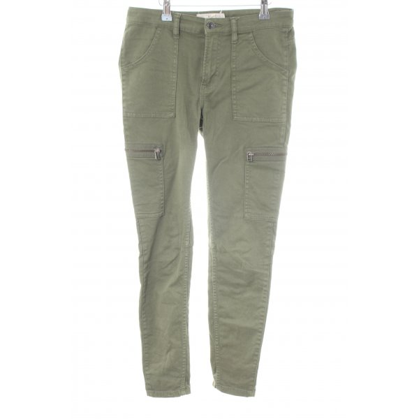 H&M Khakihose khaki Casual-Look