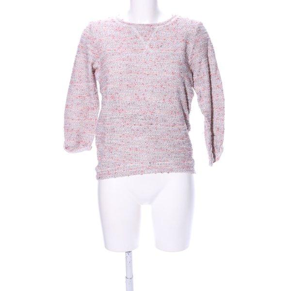 H&M Rundhalspullover meliert Casual-Look