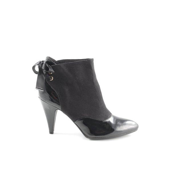 H&M Spitz-Pumps schwarz Business-Look