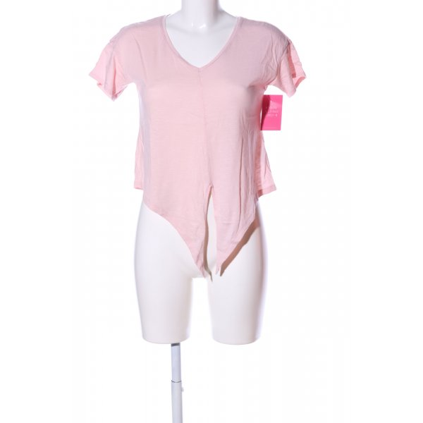 H&M Sport T-Shirt pink Casual-Look