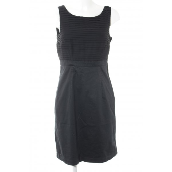 H&M Pinafore dress black-dark blue casual look