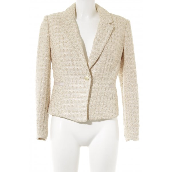 H&M Tweedblazer mehrfarbig Business-Look