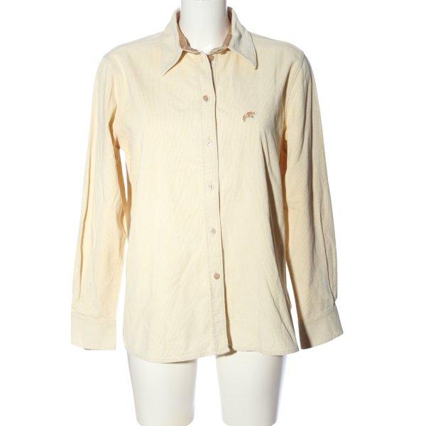 Hämmerle Hemd-Bluse wollweiß Casual-Look