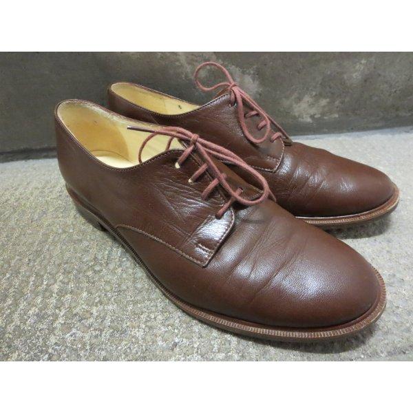 Robert clergerie Chaussures à lacets brun cuir